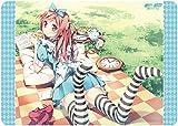 キャラクター万能ラバーマット E☆2 カントク ピクニック 短辺約370×長辺約520×厚さ約2mm