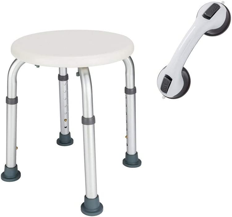 OMECAL 330LBS Shower Max 60% OFF Chair Bath Stool Gift Bench Transfer Seat w Dealing full price reduction