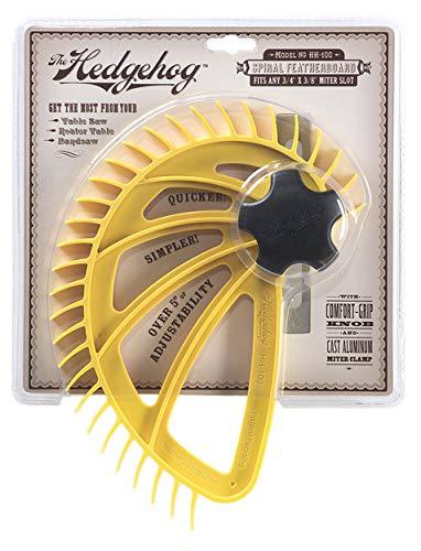 Premium Hedgehog-Universal Spiral Featherboard