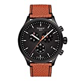 Tissot mens NBA Special Edition Stainless Steel Sport Watch Orange T1166173605112