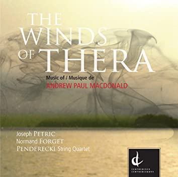 MacDonald, A.: Winds of Thera