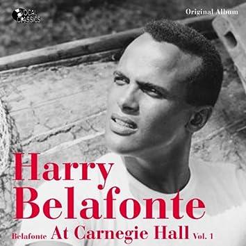 Harry Bellafonte At Carnegie Hall, Vol. 1 (Original Album)