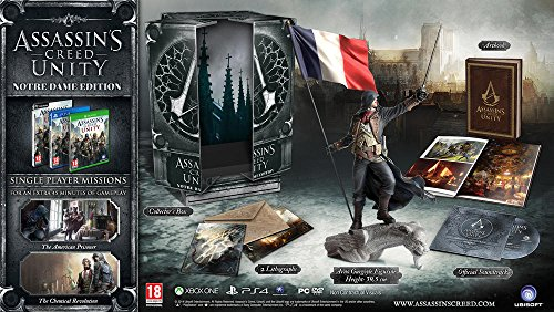 Assassin's Creed Unity - Edition Notre Dame