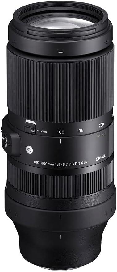 Sigma 100-400MM F5-6.3 DG DN OS HSM | C para Sony E