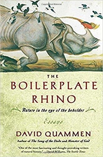 Boilerplate Rhino: Nature in the Eye of the Beholder