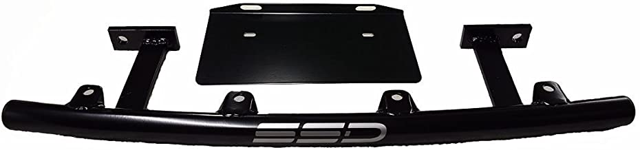 Fits 2017 Subaru Outback. Rally Light Bar (Bull Bar, Nudge Bar), 4 Light Tabs, Powder Coated from SSD Performance