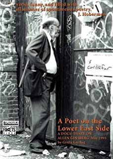 A Poet on the Lower East Side: A Docu-Diary by Istv??n E??rsi Allen Ginsberg