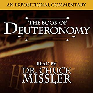 The Book of Deuteronomy: A Commentary audiobook cover art