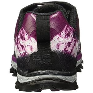 ALTRA Women's King MT Trail Running Shoe - Gray/Magenta 8.5
