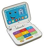 Fisher-Price Mi primer ordenador descubrimiento, juguete bebé +6 meses (Mattel CBW18)