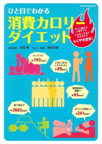 ひと目でわかる消費カロリーダイエット (SAKURA・MOOK 63)の詳細を見る