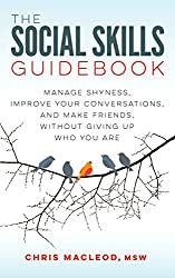 Cover of Book - the Social Skills Guidebook