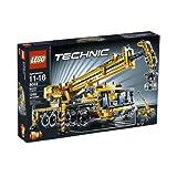LEGO Technic Mobile Crane 1289pieza(s) Juego de construcción - Juegos de construcción (Multicolor, 11 año(s), 1289 Pieza(s), 16 año(s))