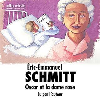Oscar et la dame rose cover art