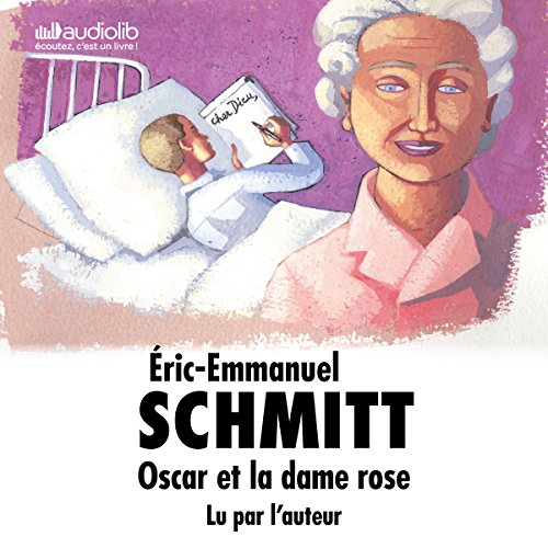 Oscar et la dame rose cover art