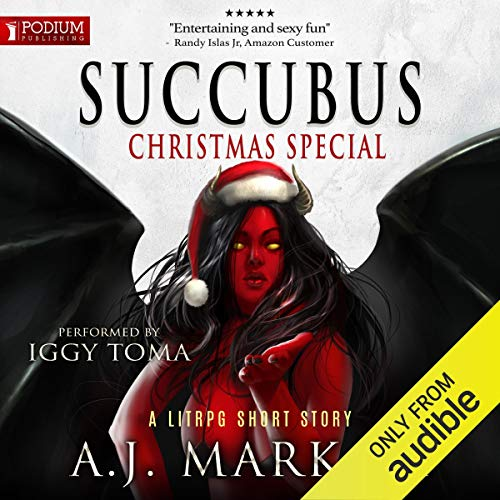 Succubus Christmas Special audiobook cover art