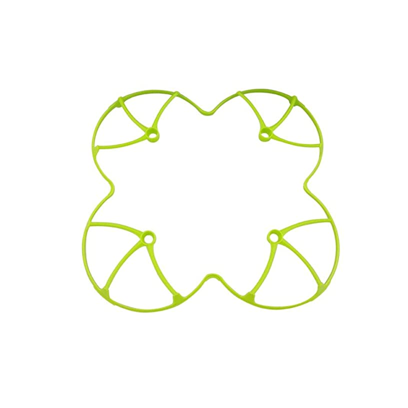 Cinhent Drone Accessories Kit, 1Set Upgrade Protective Cover Propeller Guard Blades Protector For DJI Tello Drone, RC Quadcopter Toy Protection Tool, Lightweight, 5 Colors Choose (Green)