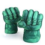 Adottato di alta qualità 3D PP poliestere cotone pieno di guantoni da boxe completamente, lavorazione squisita I guanti hanno una maniglia all'interno per evitare di cadere Come miglior cosplay regalo per i bambini. Un regalo per il compleanno di hal...
