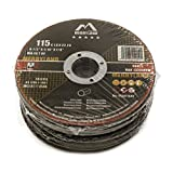 Merryland 115 X 1,6 Experto-line Disco de Corte Acero Inoxidable Metal...