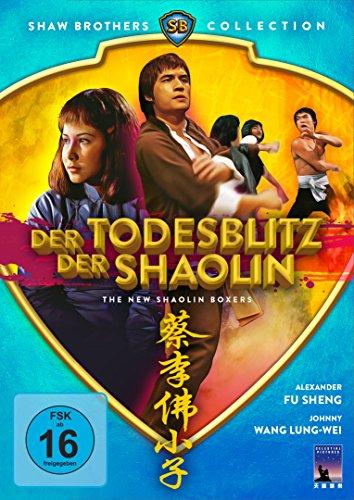 Der Todesblitz der Shaolin (Shaw Brothers Collection) (DVD)