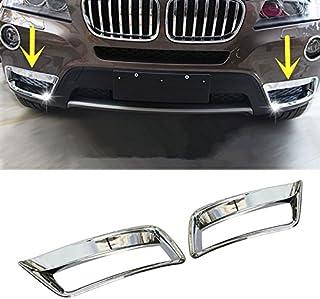 Griglia frontale per bambini per BMW serie X X3 X4 F25 F26 2014 ABS lucido nero 2018