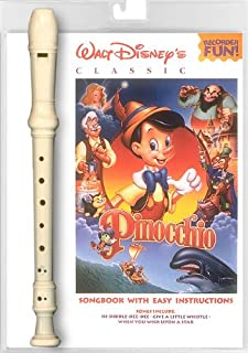 Pinocchio: Book/Instrument Pack
