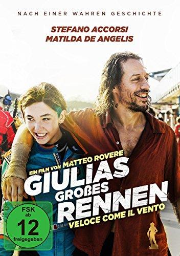 Giulias großes Rennen - Veloce come il vento (OmU)