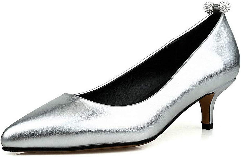 AN Womens Solid Burnished Dress Urethane Pumps shoes DGU00512