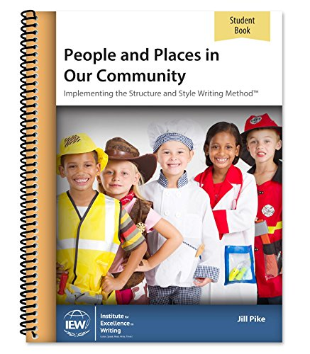 Compare Textbook Prices for People and Places in Our Community [Student Book] 1st Edition ISBN 9781623412753 by Andrew Pudewa