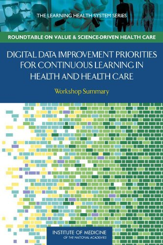 Digital Data Improvement Priorities for Continuous Learning in Health and Health Care: Workshop Summ