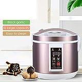 HUKOER Fermentadora automática de ajo negro, Caja de fermentación de ajo negro, Máquina de fermentación inteligente, Utensilio para el hogar/cocina