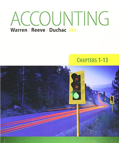 Accounting + Fit and Fashionable Practice Set + Cengage Learning General Ledger Software, 12-month Access: Chapters 1-13