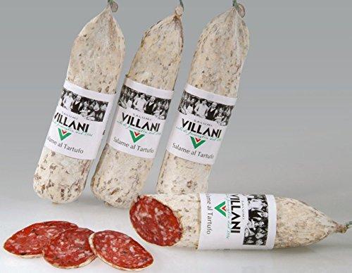 Villani | Salami mit schwarzen Trüffeln