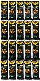 sunflower seed snacks - Sunflower Food Co Honey Roasted Sunflower Kernels 1.2 oz Bags 20 Pack – Non-GMO Sunflower Seeds Single Serving Snack – Kosher