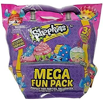 Shopkins Mega Fun Pack with 30 Individually B | Shopkin.Toys - Image 1