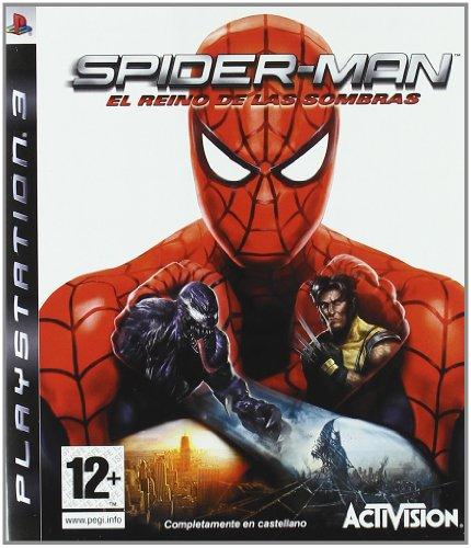Spiderman El Reino de las Sombras