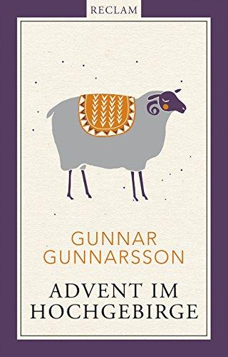 Buchseite und Rezensionen zu 'Advent im Hochgebirge: Erzählung' von Gunnar Gunnarsson