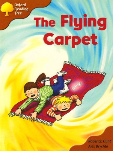 Oxford Reading Tree: Stage 8: Storybooks: the Flying Carpetの詳細を見る