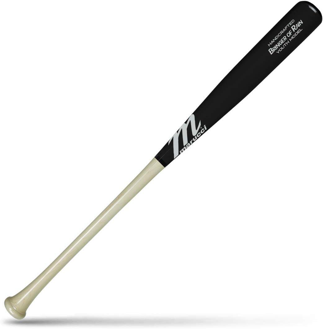 Marucci 高級品 Bringer of Rain Pro Maple b 祝日 BK Youth Baseball MYVE2BOR-N