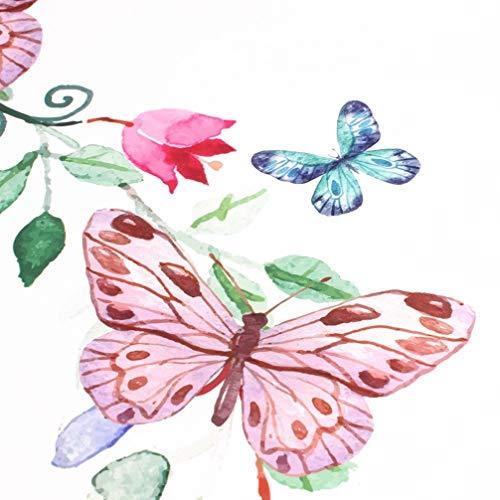 Mantas Bebé Mariposas  Marca Healifty