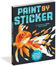 Download Book Paint by Sticker: Create 12 Masterpieces One Sticker at a Time! PDF