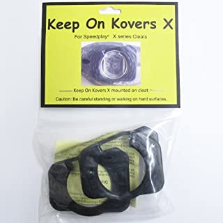 Keep on Kovers X for Speedplay X Series Cleats Protection Cover