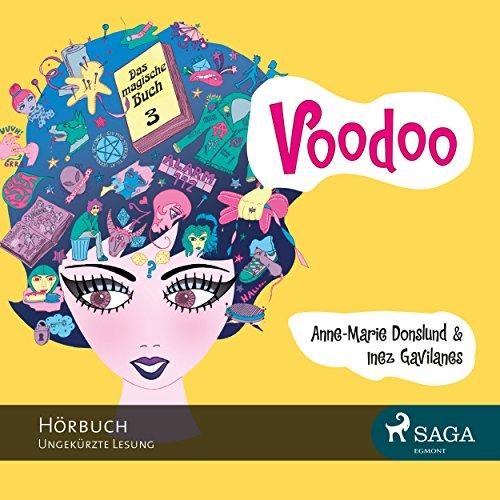 Voodoo (Das magische Buch 3) Titelbild