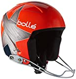 Bollé Skihelm Podium Shiny Red Star, 58 cm, 31172