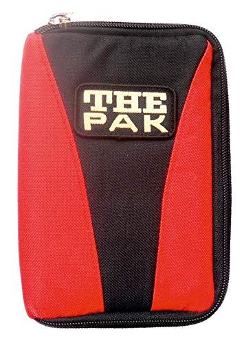 The Pak Trend Darttasche Multi rot - schwarz, Dart Tasche (ohne Inhalt)