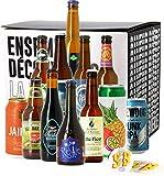Assortiment ou Coffret de bières - Idée Cadeau - Bières du Monde - Pack de Bière - Noël - Anniversaire - Fête des pères (Assortiment IPA)