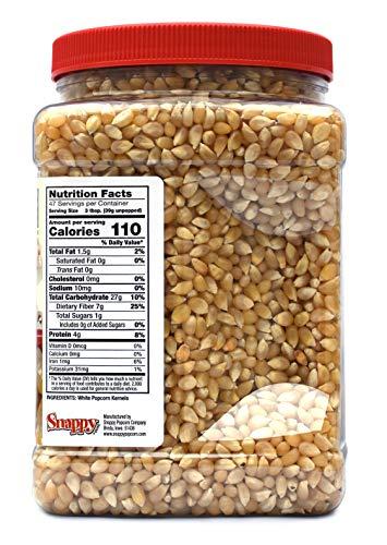 Product Image 3: Snappy White Popcorn, 4 Pounds