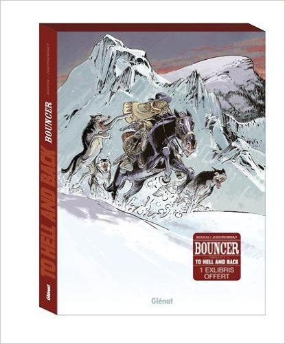 Bouncer - Coffret T8 / T9 de Alejandro Jodorowsky ,François Boucq (Illustrations) ( 20 novembre 2013 )