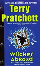 Witches Abroad by Terry Pratchett(July 30, 2002) Mass Market Paperback