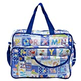 Kiko Diaper Bag for Mom Dad,Baby Care Multi-Function Waterproof Travel Nappy Bags Bags Fashion Mummy...